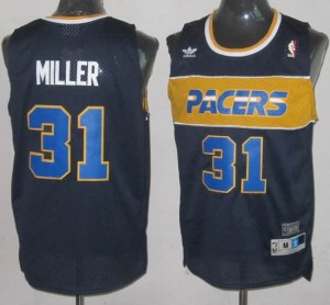 Maglie Basket Miller Indiana Pacers Nero