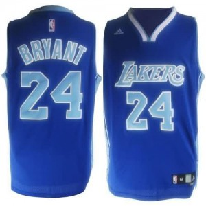 Maglie Shop Bryant Los Angeles Lakers Blu
