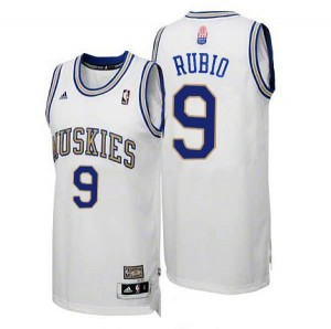 Canotte NBA Store EU Rubio Bianco