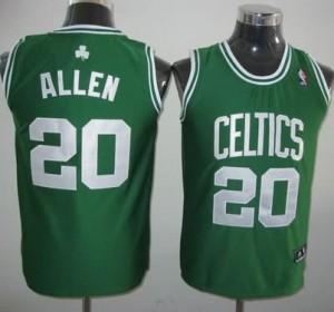 Maglie Bambini Allen Boston Celtics Verde