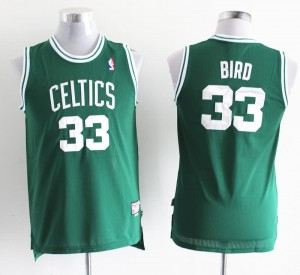 Maglie Bambini Bird Boston Celtics Verde