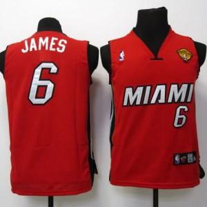 Maglie Bambini James Miami Heats Rosso