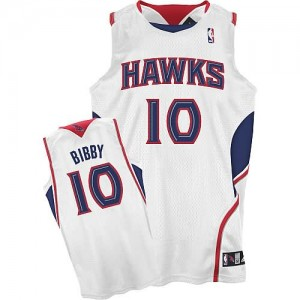 Maglie Shop Bibby Atlanta Hawks Bianco