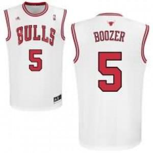 Maglie Shop Boozer Chicago Bulls Bianco