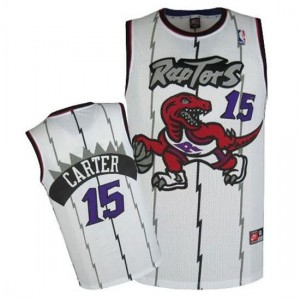 Maglie NBA Carter Toronto Raptors Bianco