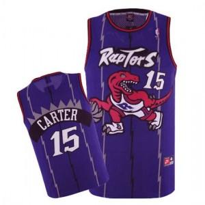 Maglie NBA Carter Toronto Raptors Porpora