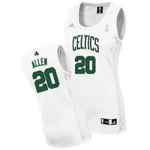 Maglie NBA Donna Allen Boston Celtics Bianco