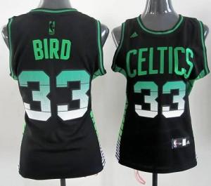 Maglie NBA Donna Bird Boston Celtics Nero
