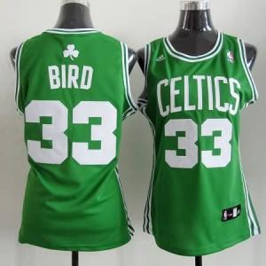 Maglie NBA Donna Bird Boston Celtics Verde