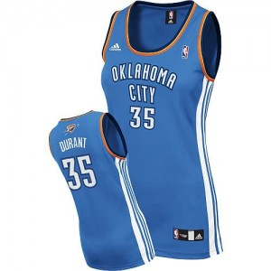 Maglie NBA Donna Durant Oklahoma City Thunder Blu