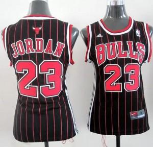 Maglie NBA Donna Jordan Chicago Bulls Nero2