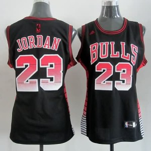 Maglie NBA Donna Jordan Chicago Bulls Nero