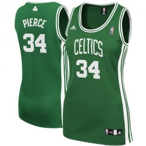 Maglie NBA Donna Pierce Boston Celtics Verde