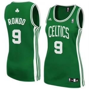 Maglie NBA Donna Rondo Boston Celtics Verde