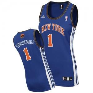 Italia Maglie Donna Stoudemire New York Knicks Blu