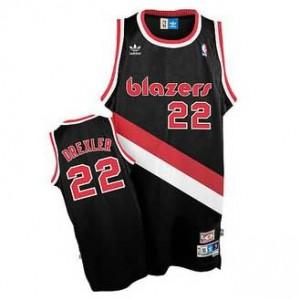 Canotte NBA Rivoluzione 30 Drexler Portland Trail Blazers Nero
