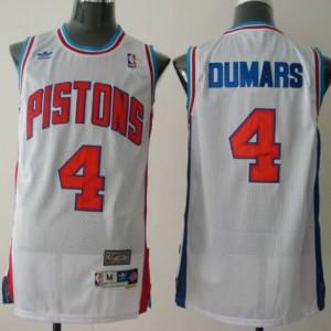 Maglie Shop Dumars Detroit Pistons Bianco