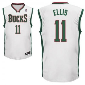 Canotte NBA Rivoluzione 30 Ellis Golden State Warriors Bianco