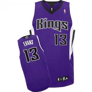 Maglie Basket Evans Sacramento Kings Porpora