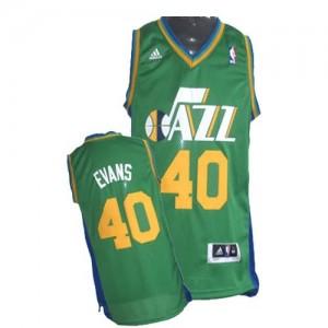 Maglie Basket Evans Utah Jazz verde