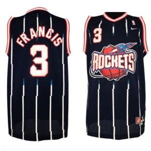 Canotte NBA Rivoluzione 30 Francis Houston Rockets Blu