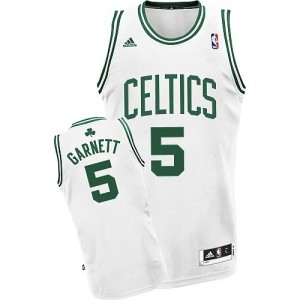 Maglie Shop Garnett Boston Celtics Bianco