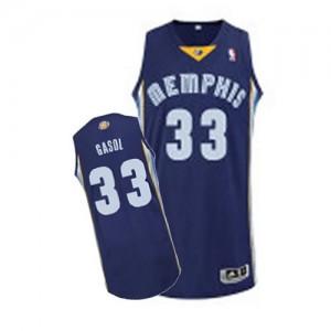 Maglie Shop Gasol Memphis Grizzlies Blu