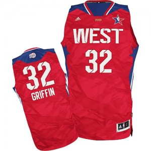 Canotte NBA Griffin All Star 2013 Rosso