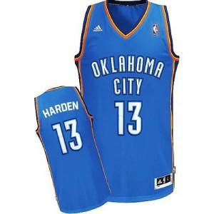 Canotte NBA Rivoluzione 30 Harden Oklahoma City Thunder Blu