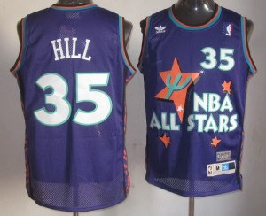 Canotte NBA Hill All Star 1995 Blu