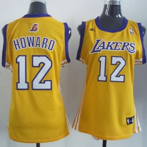 Maglie NBA Donna Howard Los Angeles Lakers Giallo