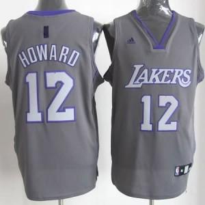 Canotte NBA Rivoluzione 30 Howard Los Angeles Lakers Grigio