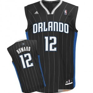 Canotte NBA Rivoluzione 30 Howard Orlando Magic Nero