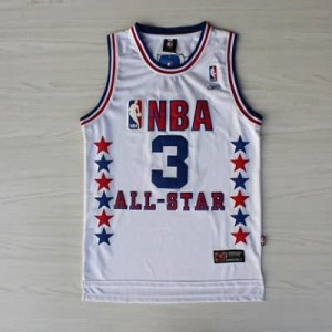 Canotte NBA Iverson All Star 2003 Bianco