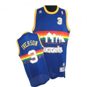 Maglie Basket Iverson Denver Nuggets Blu