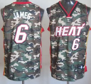 Canotte Basket Camouflage James Riv30