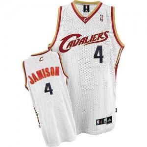 Maglie Basket Jamison Cleveland Cavaliers Bianco