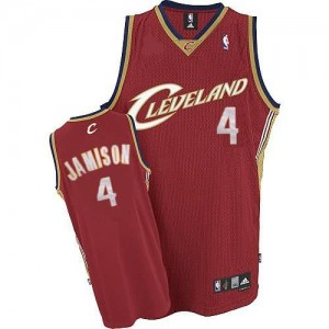 Maglie Basket Jamison Cleveland Cavaliers Rosso