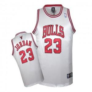Maglie Basket Jordan Chicago Bulls Bianco