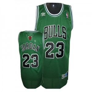 Maglie Basket Jordan Chicago Bulls Verde