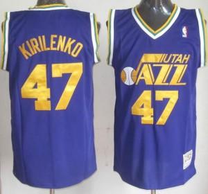 Maglie Basket Kirilenko Utah Jazz Porpora