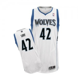 Maglie Basket Love Minnesota Timberwolves Bianco
