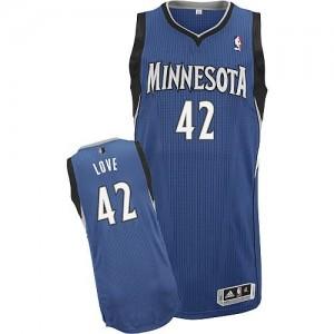 Maglie Basket Love Minnesota Timberwolves Blu
