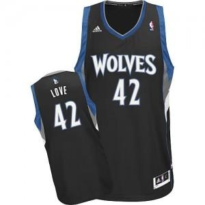Canotte NBA Rivoluzione 30 Love Minnesota Timberwolves Nero
