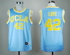 Canotte Basket NCAA Love UCLA Blu