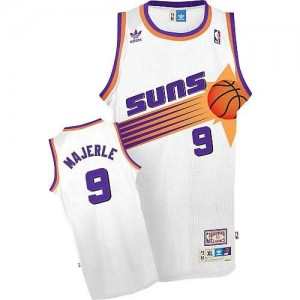 Maglie Basket Majerle Phoenix Suns Bianco