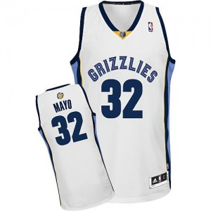 Maglie Basket Mayo Memphis Grizzlies Bianco