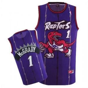 Maglie NBA McGrady Toronto Raptors Porpora