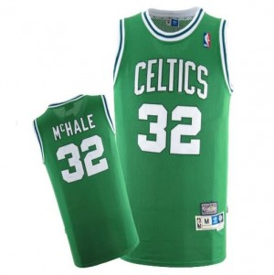 Maglie Basket McHale Boston Celtics Verde