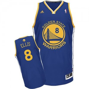 Maglie Basket Monta Ellis Golden State Warriors Blu